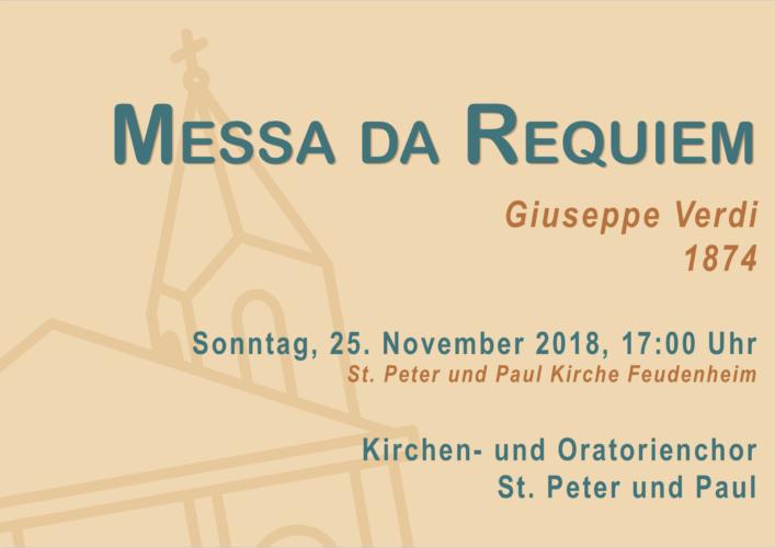 Geistliches Konzert 2018