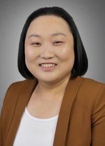 Chorleiterin Han Kyoung Park-Oelert